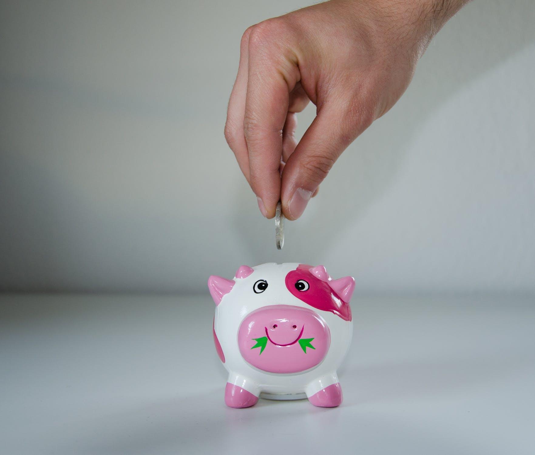 Besparelser og lån