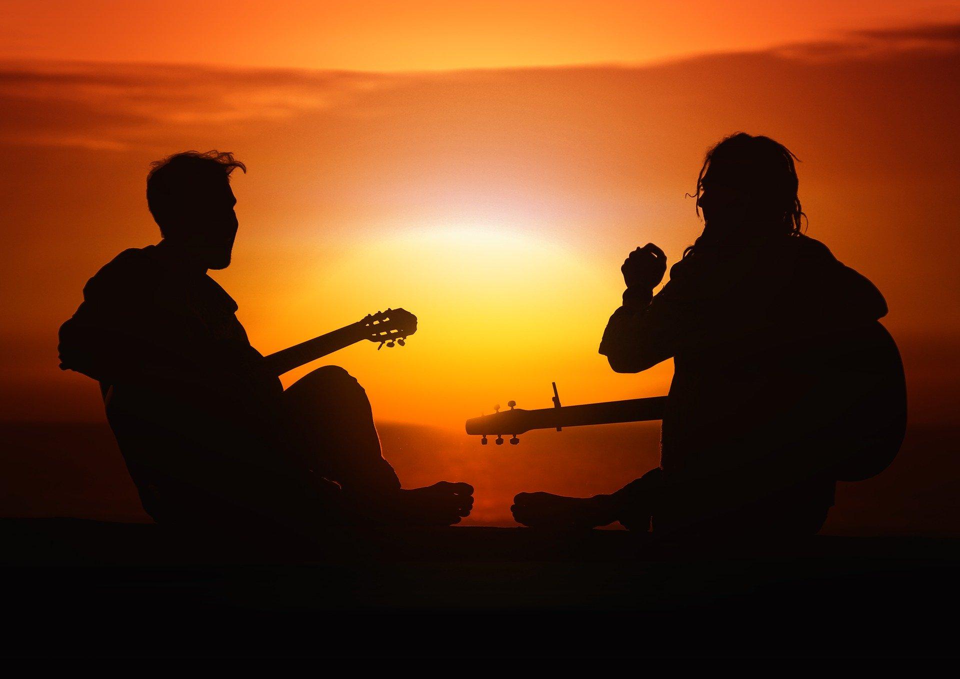 Guitar_solnedgang