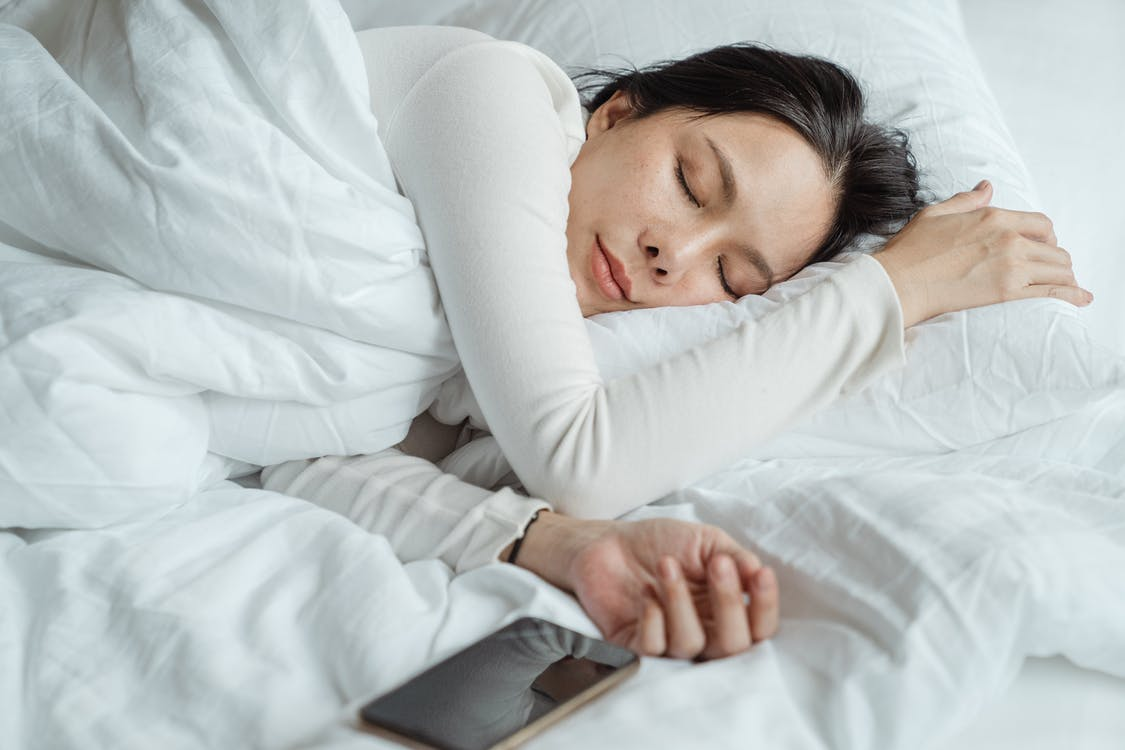 Husk god søvn