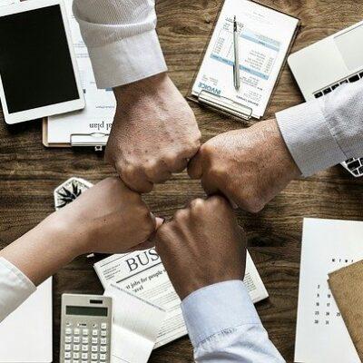 kontor sammenhold
